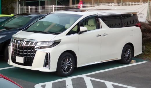 アルファード 30系 トヨタ