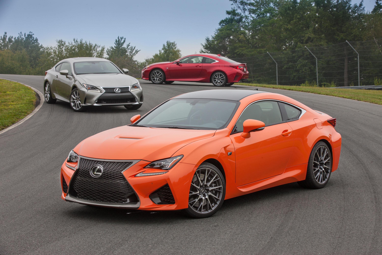 レクサス・RCのスペックまとめ,新車価格や中古価格から燃費情報