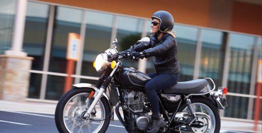 SR400 ヤマハ バイク