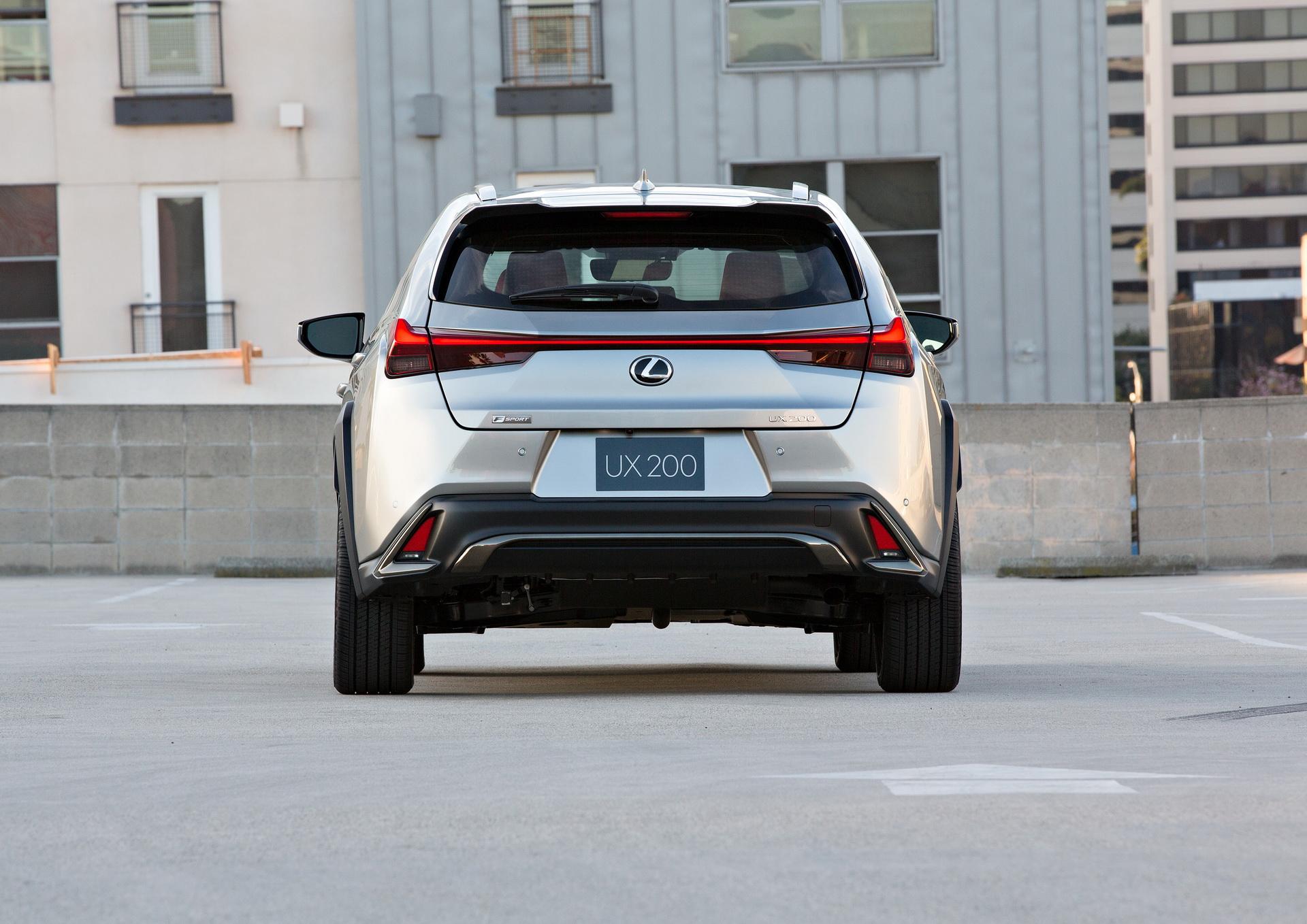 レクサス UX SUV