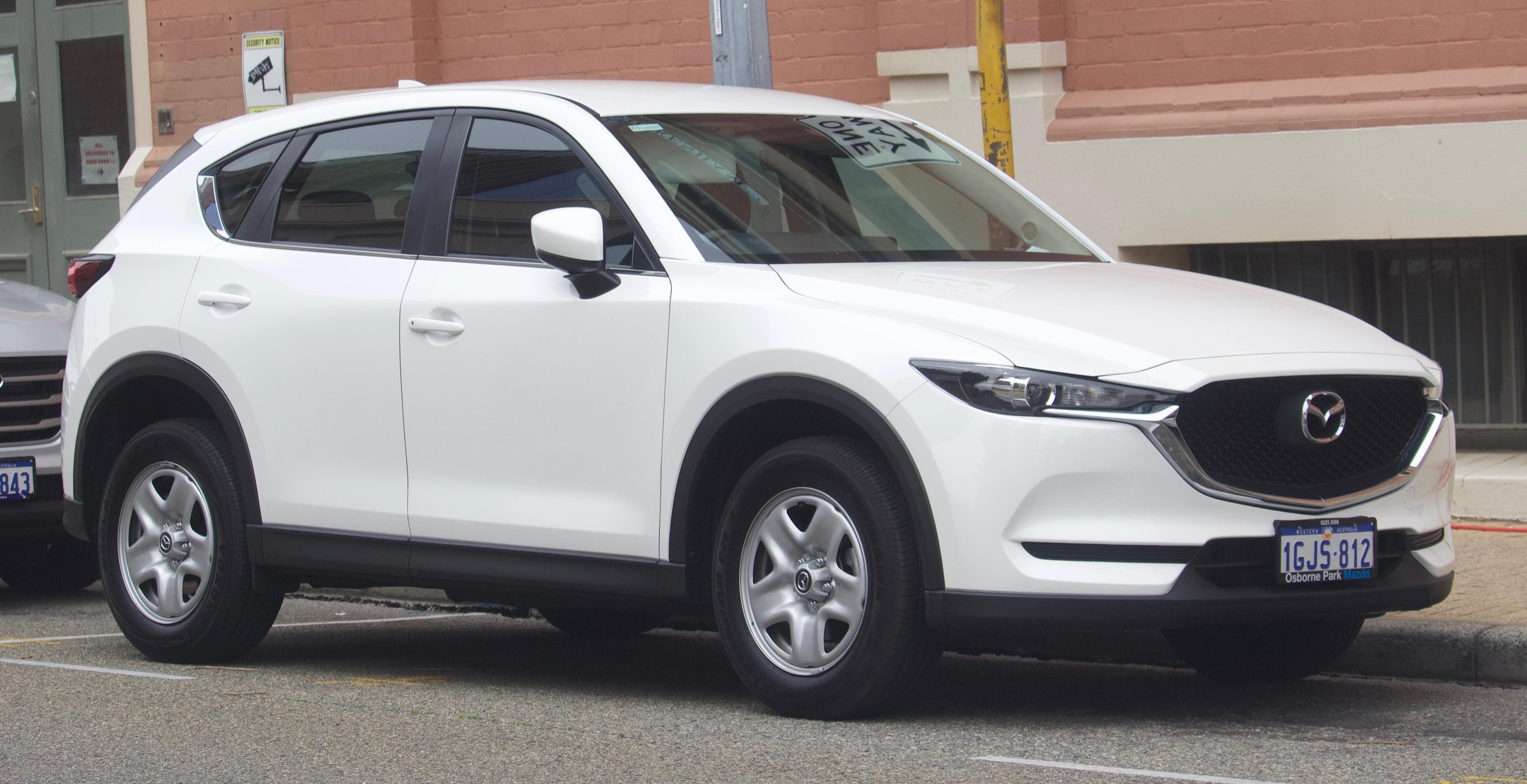 SUV マツダ CX-5