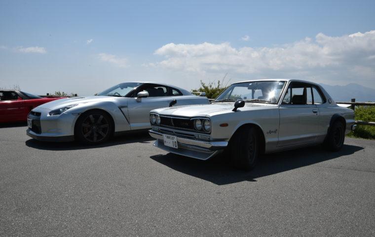 GTR R35 ハコスカ