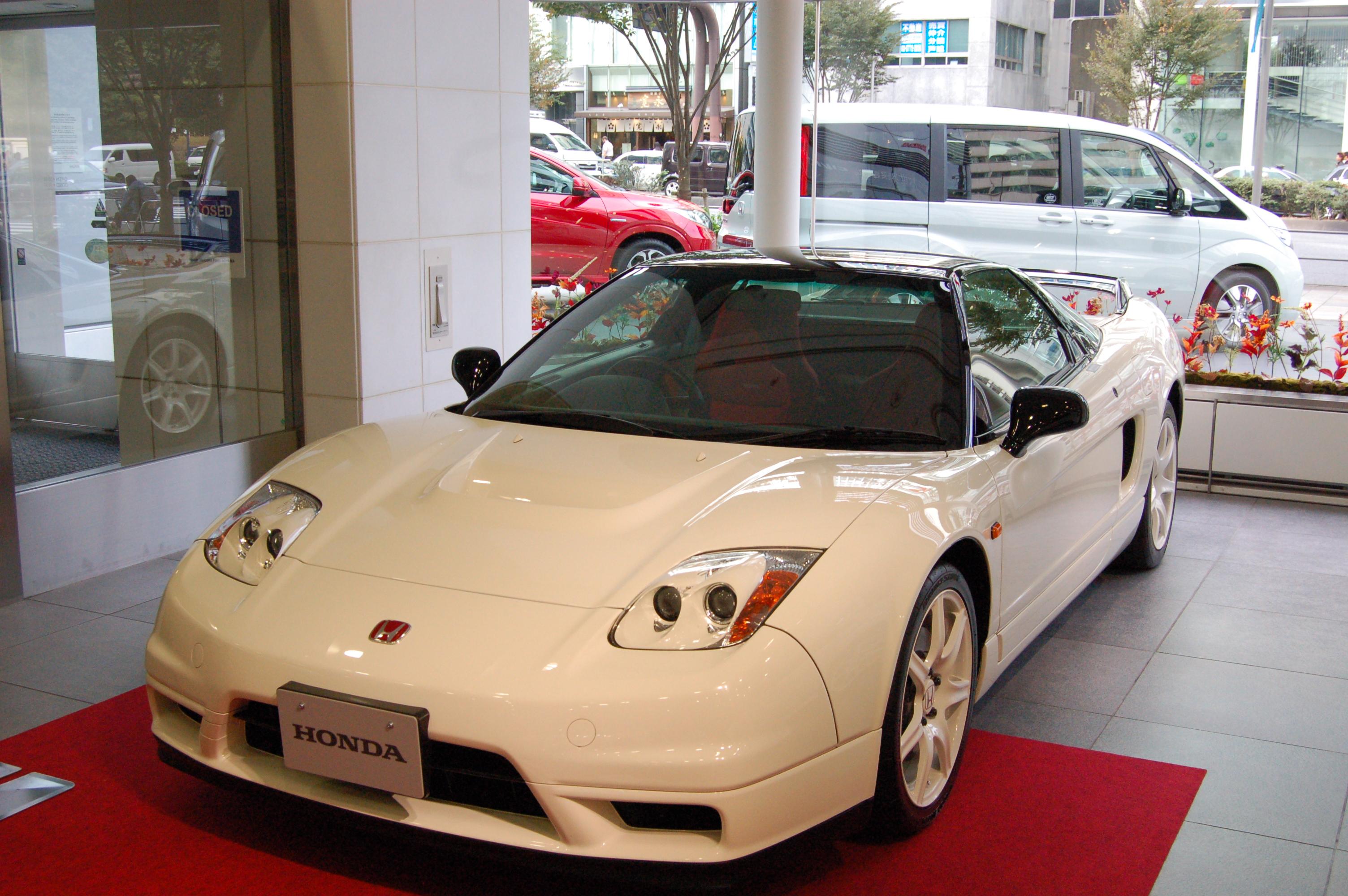 ホンダ NSX 国産スポーツカー