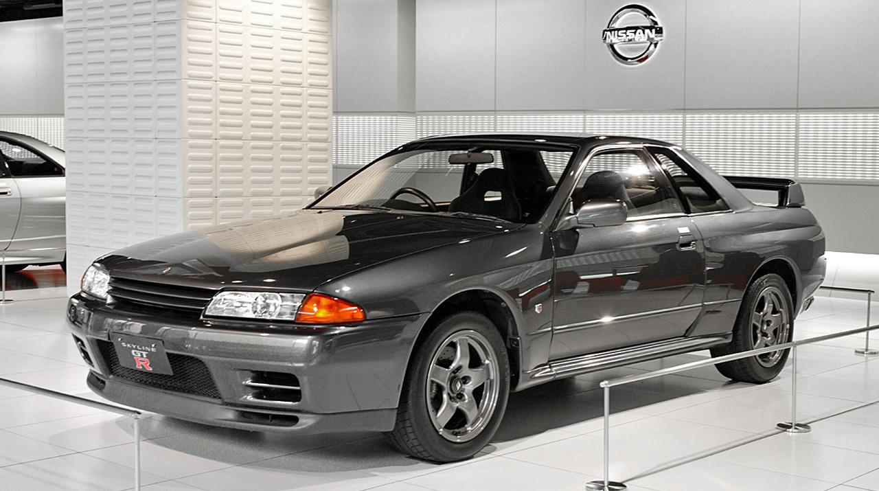 日産 スカイライン R32 国産スポーツカー