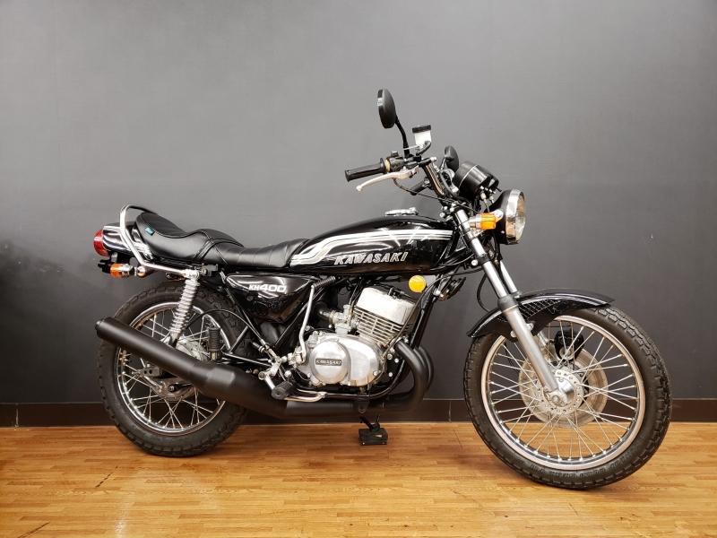 カワサキ KH400